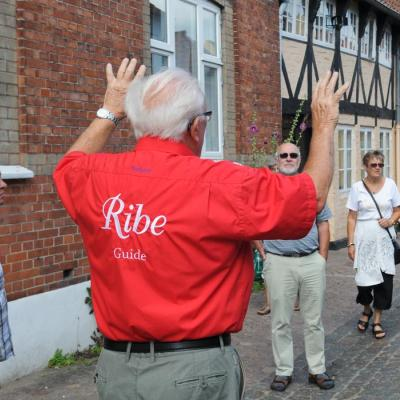 Ribe's guides tell stories | By the Wadden Sea