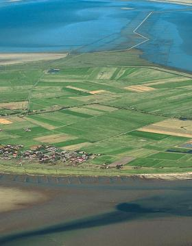 Mandø - the island in the Wadden Sea | By the Wadden Sea